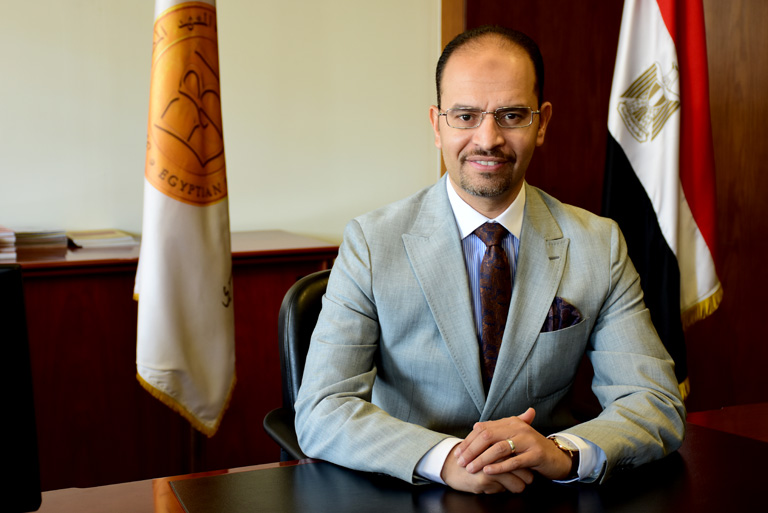 Mr. Abdel Aziz Nossier, EBI Executive Director